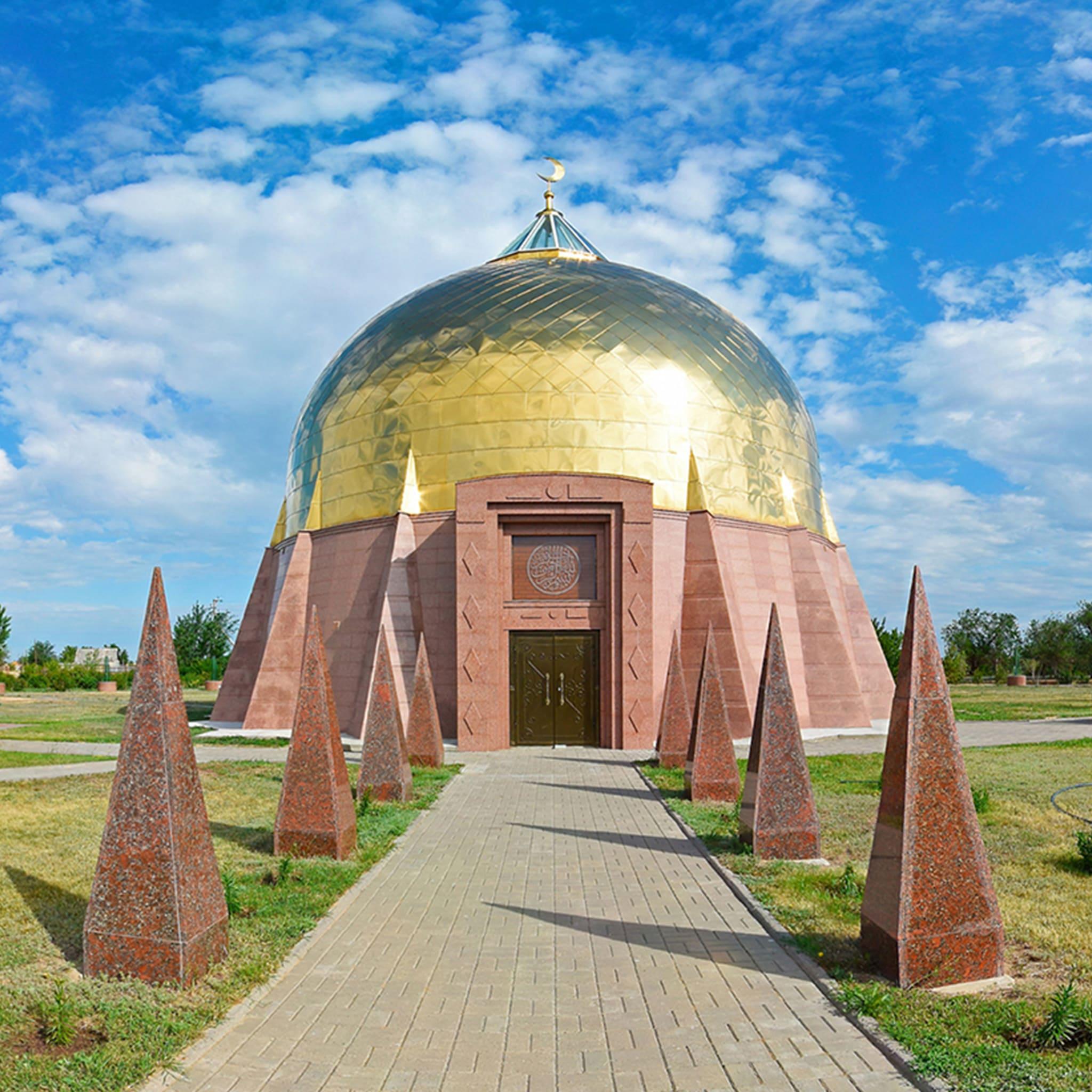 Мемориальный комплекс Кобыланды батыр